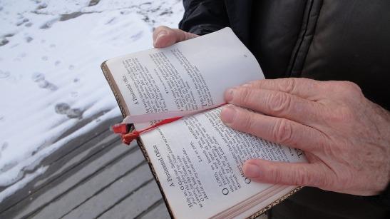 Prayer Book Bible Reading Book Of Common Prayer