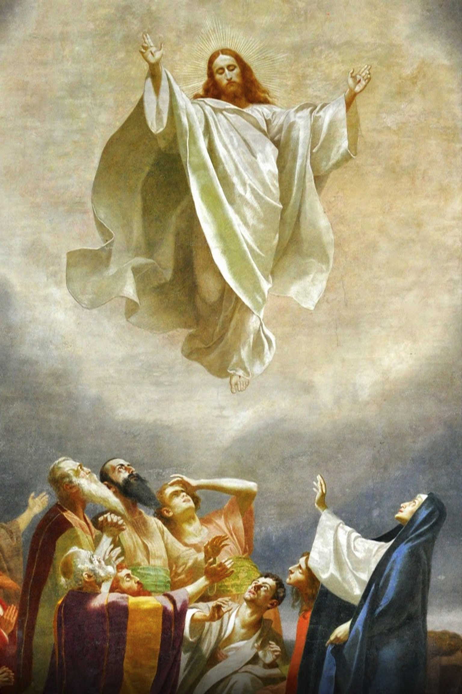 Ascension_Painting