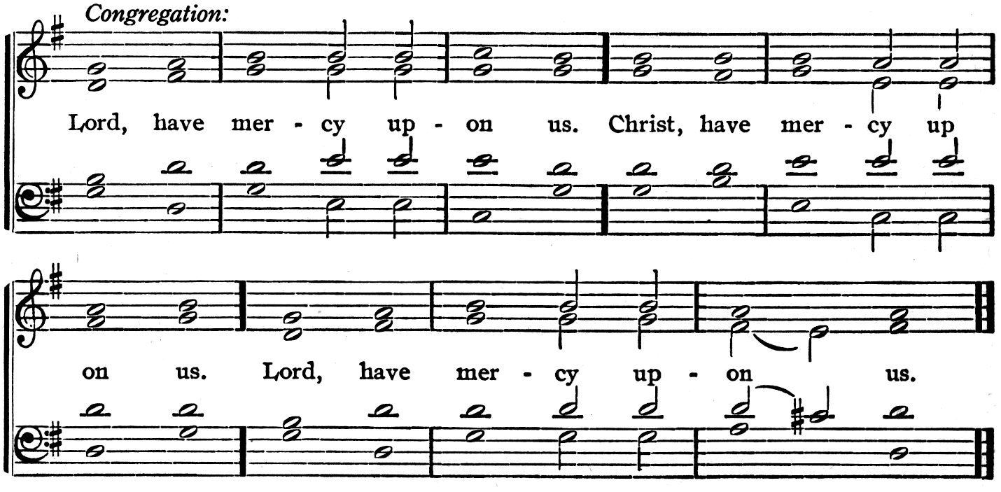 Kyrie, Eleison / Lord, Have Mercy – A Collection of Prayers